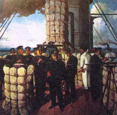 После русско японской войны 1905 года